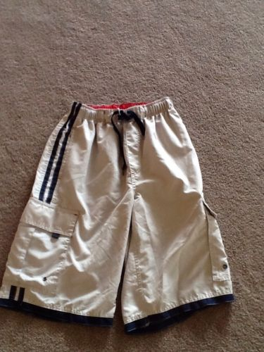 Off-White Burnside Board Shorts Size Small
