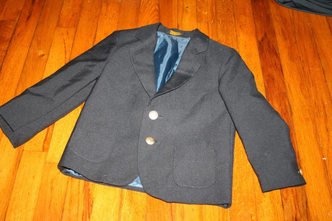 Salty Dog boys size 4t sports dress coat formal NWT!