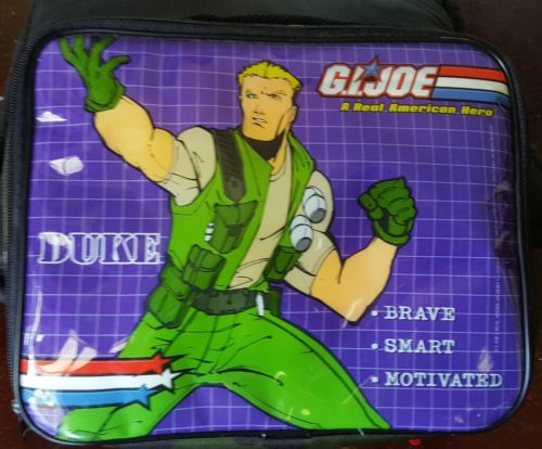 Vintage G.I. JOE LUNCH BOX