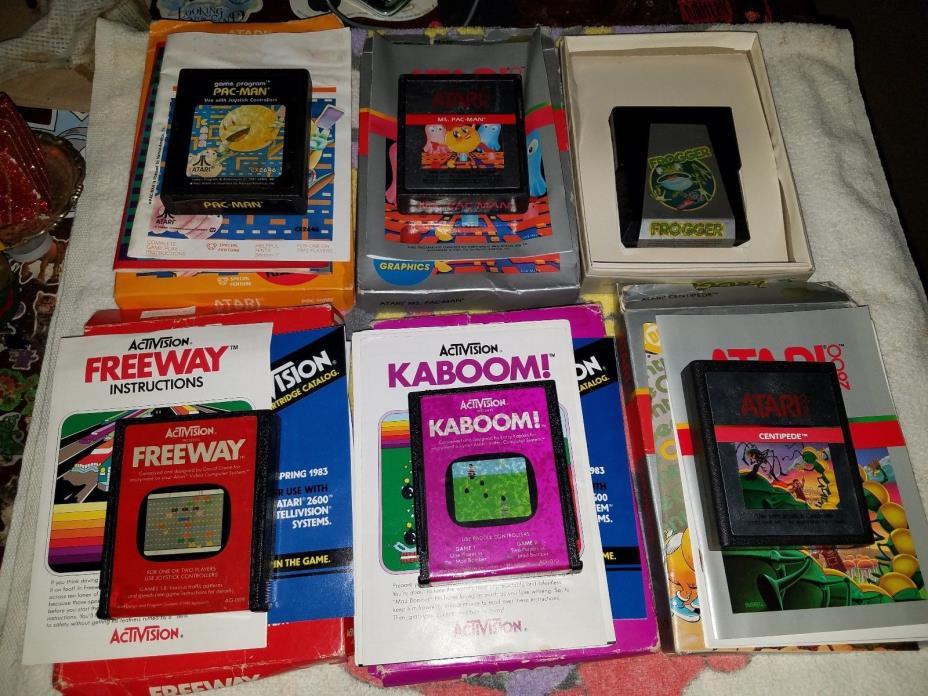 Atari Game Lot