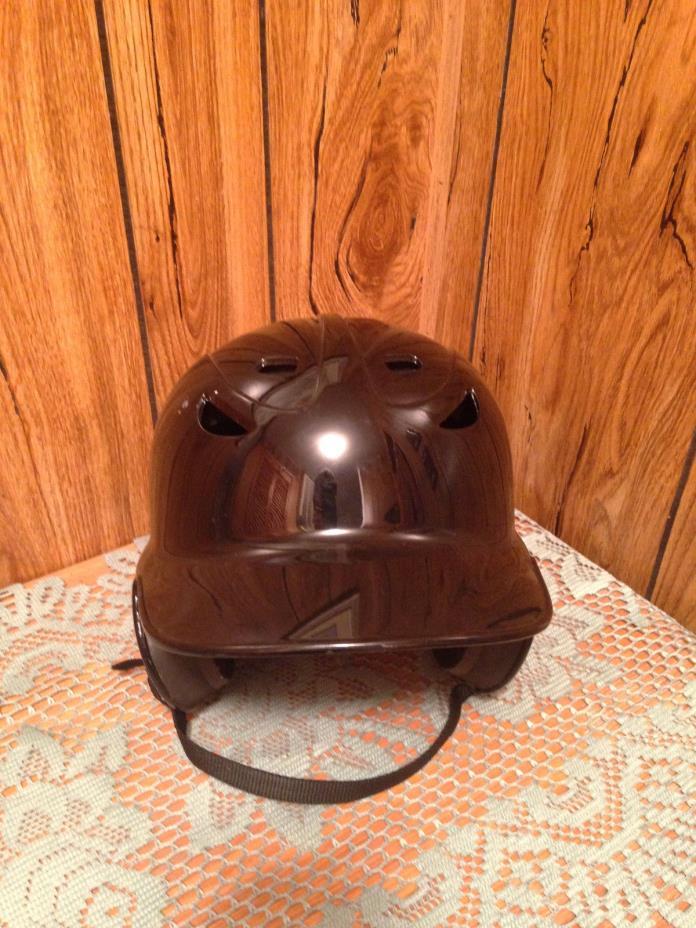 Mac Gregor Black Helmet Size 6 7/8