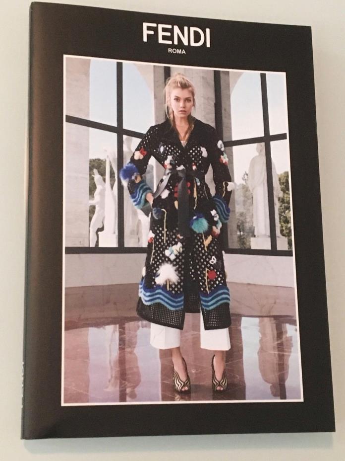 Fendi Fashion Catalog 2017 Women's Collection