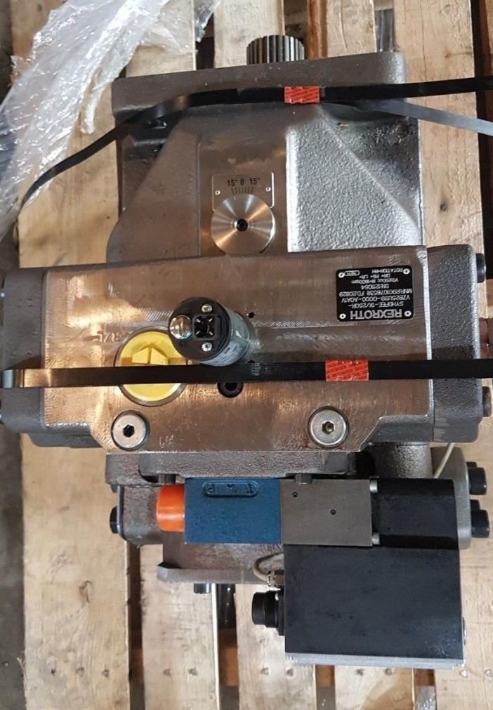 Rexroth Hydraulic Pump A4VSO250 R901076538 SYHDFEE-1X/250R-VZB25U99-0000-A0A1V