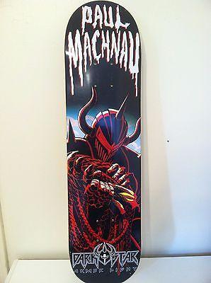 Dark Star skateboard Deck Paul Machnau RARE
