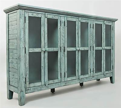 70 in. Accent Cabinet in Surfside Finish [ID 3484274]