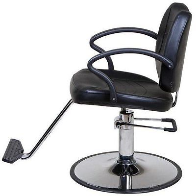 Hydraulic Barber Chair Hair Styling Beauty Spa Salons Chair Tattoo Black New