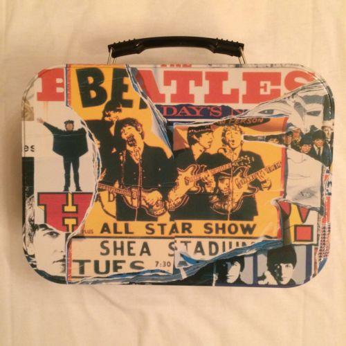 Beatles Anthology Lunch Box