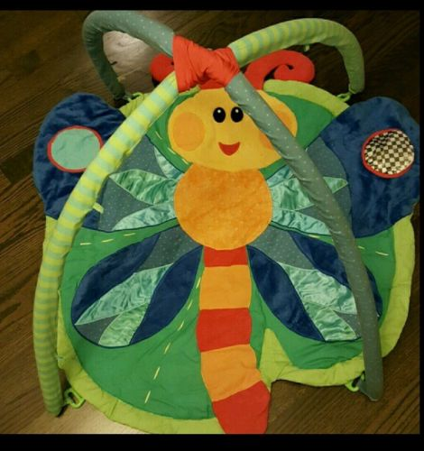 Carter's Butterfly Play Gym
