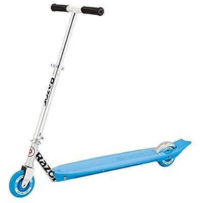 Razor California Kick Scooters Longboard Scooter, Blue