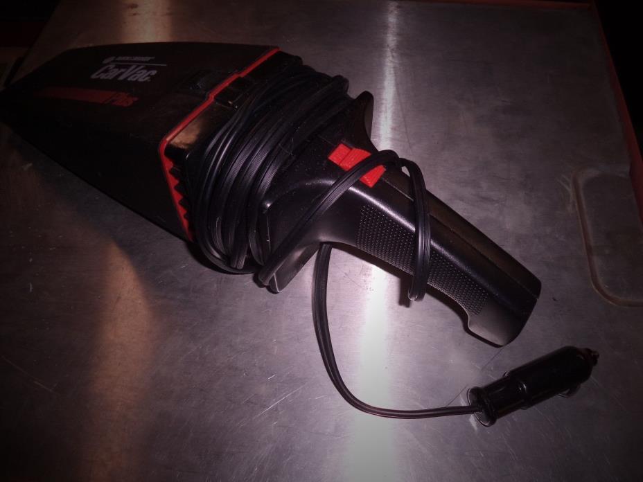 Black & Decker Car Vac Plus - 9511 Clean In Good Condition