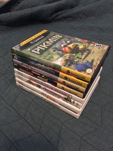 Nintendo Wii/GameCube Games Lot