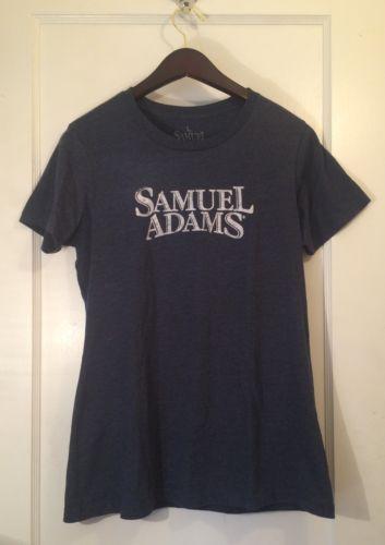 Samuel Adams Women's Shirt L Large