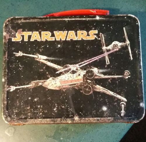 Vintage 1977 STAR WARS Lunchbox - 20th Century Fox Corporation