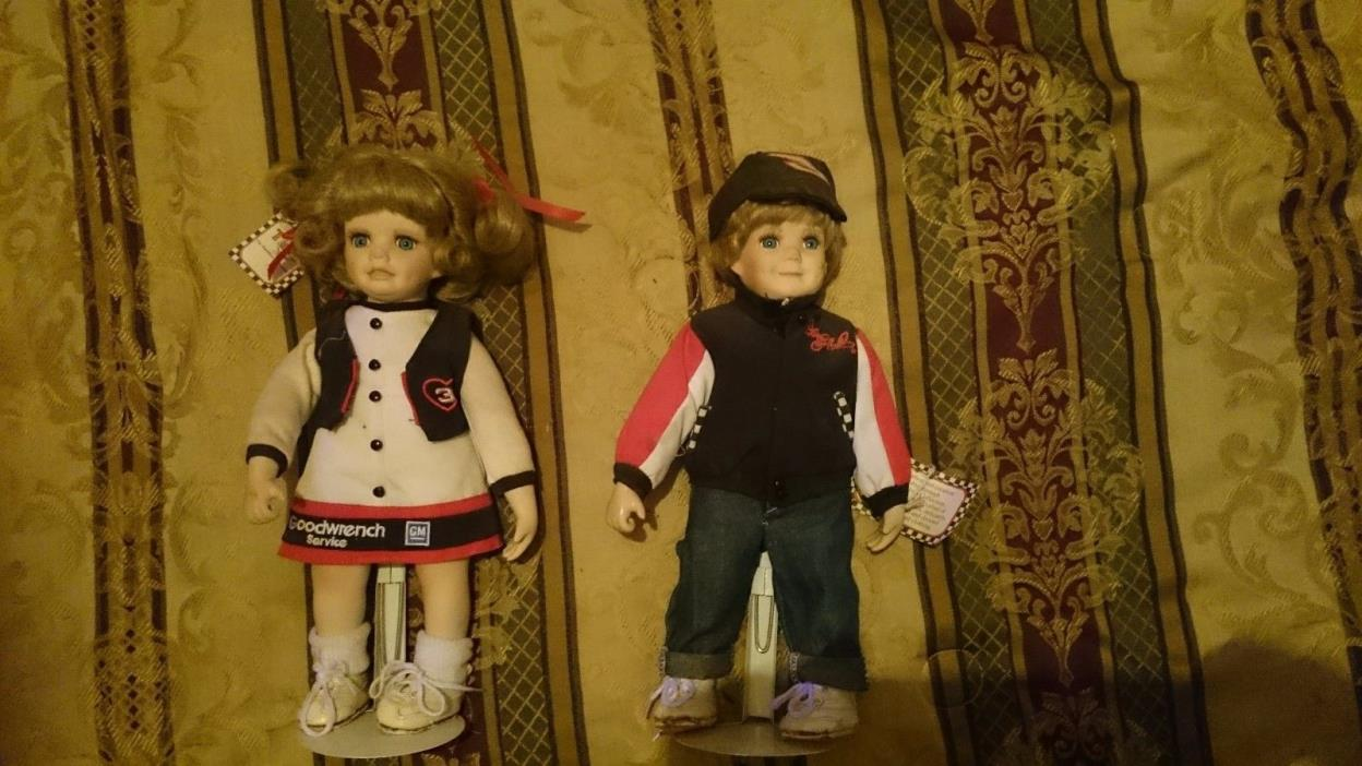 Collectibles dale earnhartt dolls