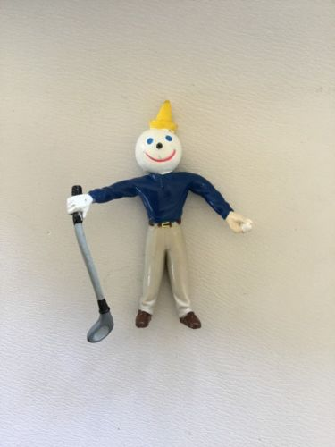 Jack In The Box Toy Jack Golfing N