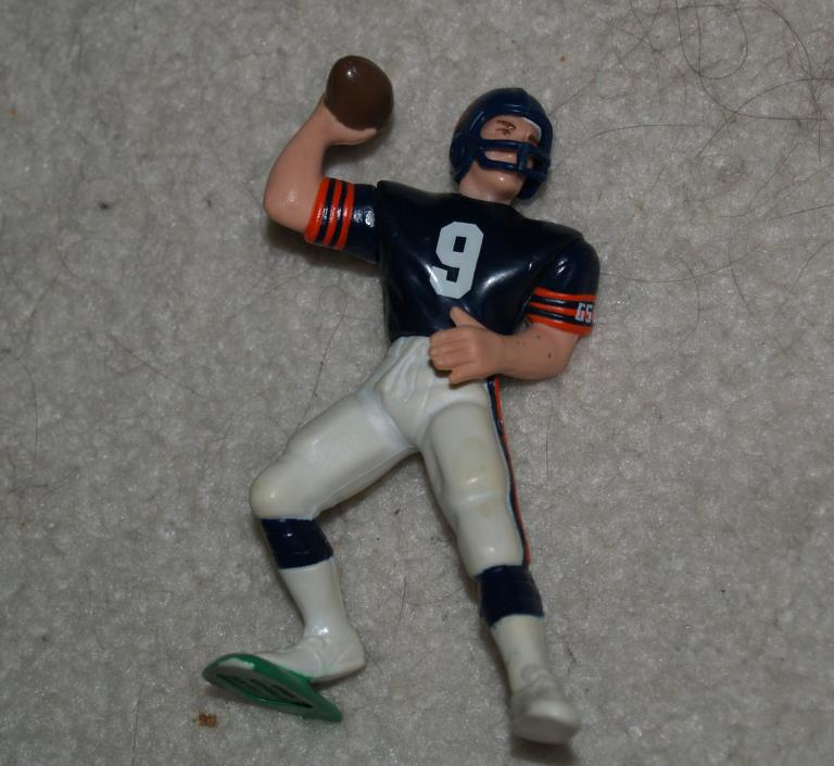 1988 Starting Lineup Jim McMahon figure w/ helmet
