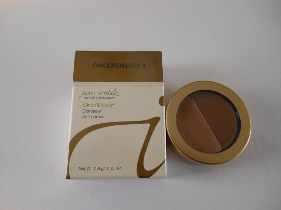 Jane Iredale Concealer, Circle/Delete3, New