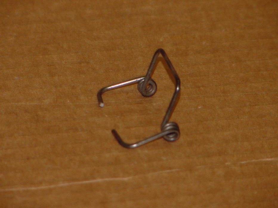 BOSTITCH P50197, MAGAZINE SPRING FOR P50 BOX OR BAG CLOSER / STAPLER.