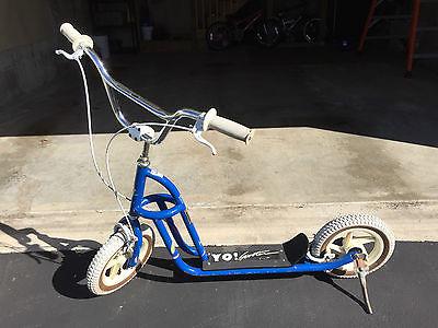 Schwinn Yo Scooter Vintage 1980's Survivor