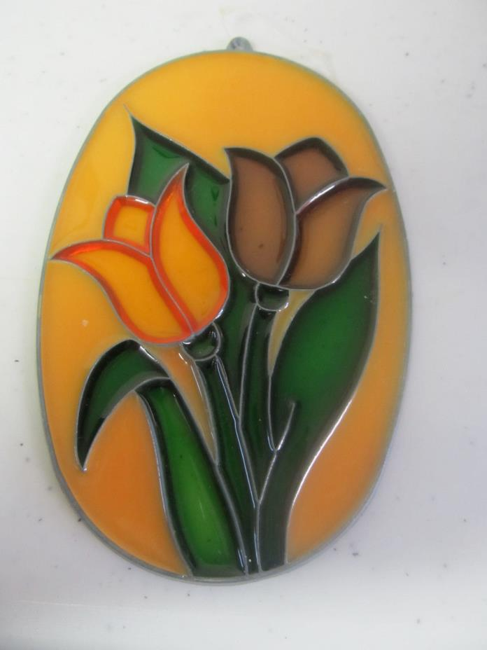 Sun Catcher with flowers