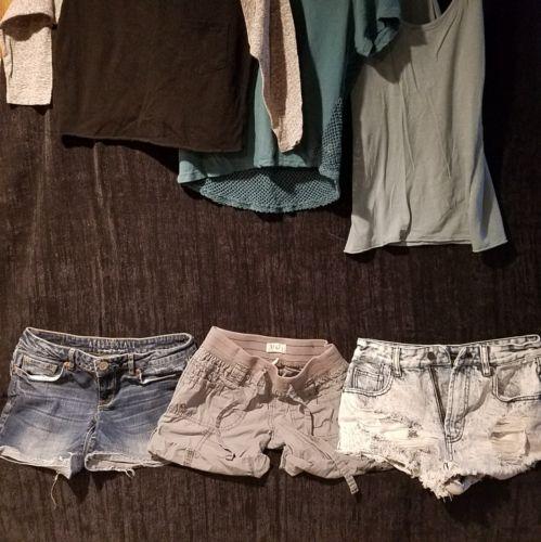 Junior girls clothing lot