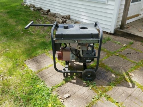 Coleman 5000 watt portable generator 10 HP  Local pickup in Central Connecticut