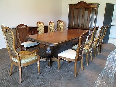 Drexel Heritage Marchesa Dining Rm Set - 112