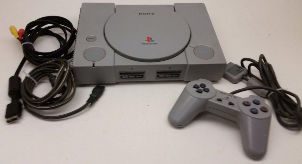 Playstation 1 consoles for sale classifieds - Playstation one console for sale ...