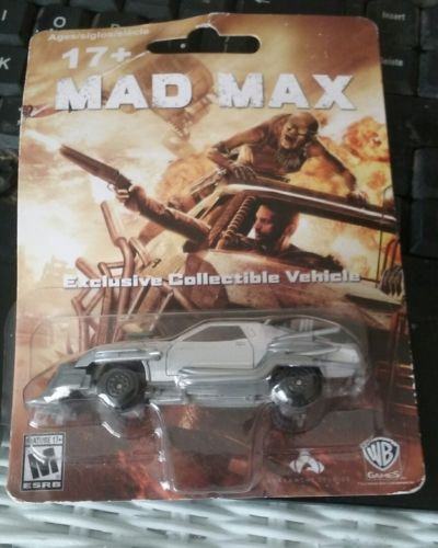 mad max exclusive collectible vehicle
