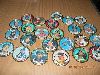 Lot of 1987 Topps Coins
