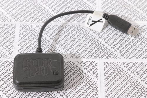 PS3 RedOctane Guitar Hero Wireless USB Dongle Receiver PS3 95481.806 for DRUMS