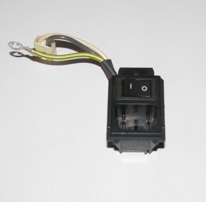 Sony PlayStation 3 CECHL01 AC Power Switch