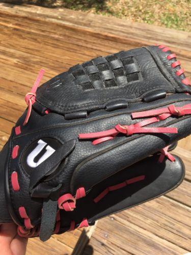 Wilson Tempest Softball Glove RHT Ultra Soft Leather Right Hand Throw