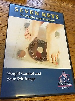 POSITIVE CHANGES SEVEN KEYS TO WEIGHT LOSS MASTERY- WEIGHT CONTROL & SELF IMAGE!
