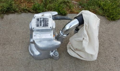 CLARKE ALTO AMERICAN SANDERS SUPER 7R FLOOR EDGER SANDER GREAT SHAPE