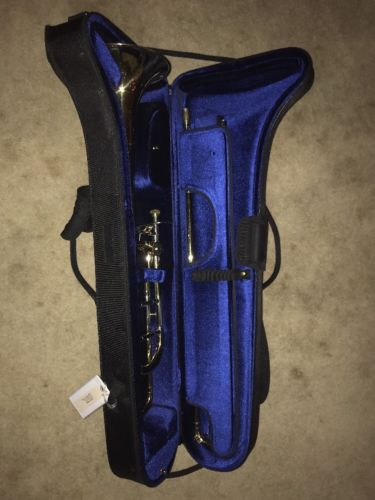 Back 36 BO Trombone with Protec case