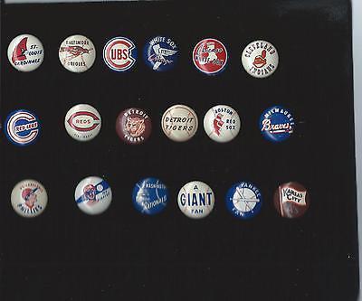 Vintage 1940-50's Baseball Pin  Baltimore Orioles  pin only