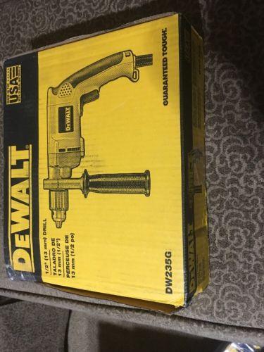 NEW DeWALT DW235G Corded Drill/Driver 1/2