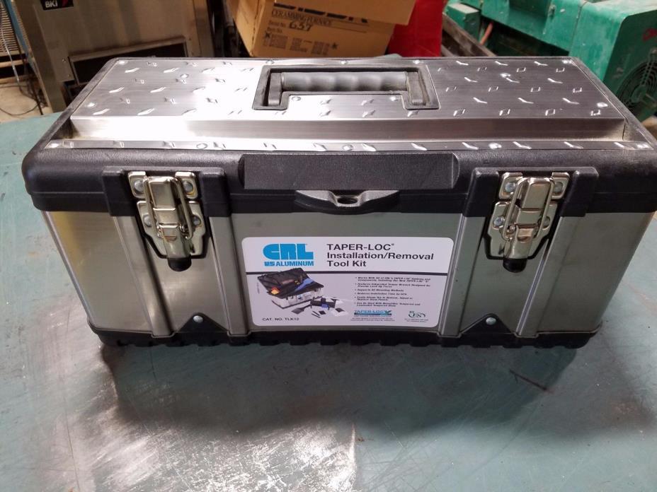 CRL TLK12 TAPER-LOC Installation/Removal Tool Kit for Glass Railing & Windscreen