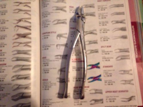 Hu Friedy 65  Upper Incisor Dental Forcep