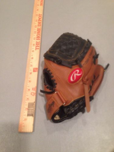 Kid's Rawlings 10 Inch Baseball Mitt