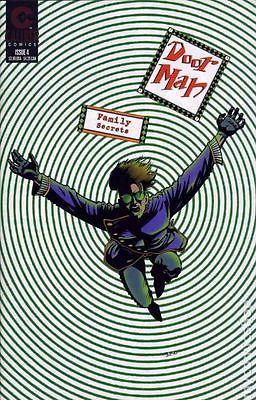 Doorman Family Secrets (1995) #4 VF
