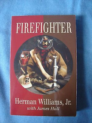 Firefighter - Herman Williams, Jr. - Fire Chief - Baltimore City Fire Department