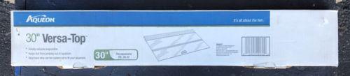 Aqueon Versa-Top Hinged Glass Aquarium Tops 30in 30