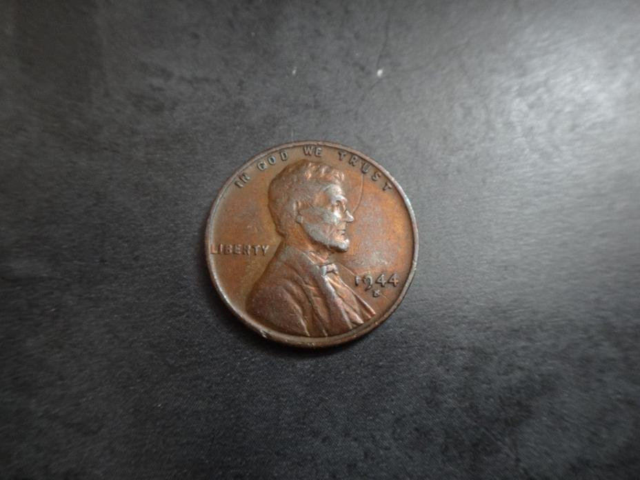 1944 - Lincoln One Cent / Penny