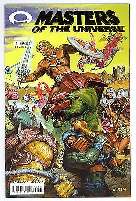 Masters of the Universe (2002) #1 NM 9.4 Invincible Preview