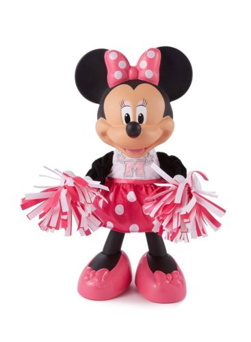 Disney's Minnie Mouse Bowtique Cheerin' Minnie