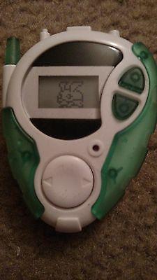 Digimon Bandai Digivice D 3 Version 2 Tamagotchi: Clear Green
