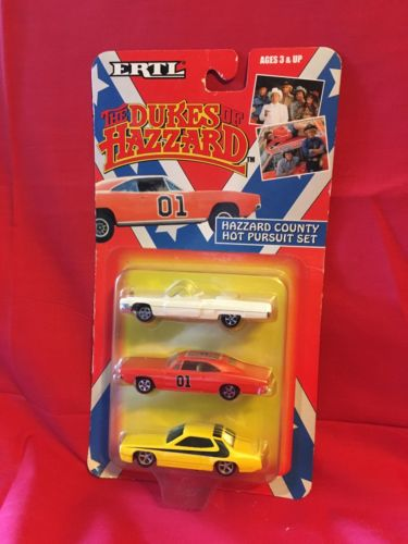 2001 Dukes Of Hazzard Diecast