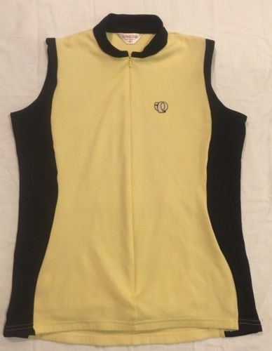 Pearl Izumi Women's Cycling 3/4 Zip Tank Top Small Ultra Sensor Sleeveless